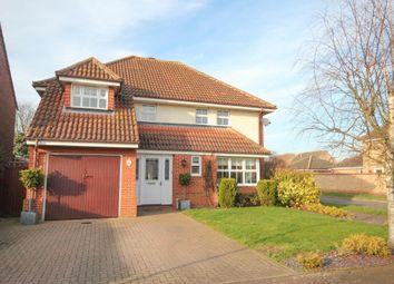 4 bed detached house for sale in Williams Close, Ely CB7