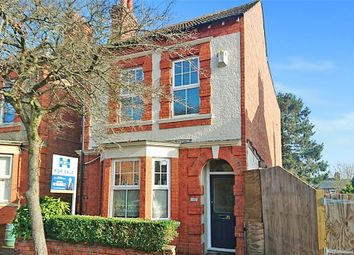 Thumbnail 4 bed semi-detached house for sale in Clarence Avenue, Queens Park, Northampton