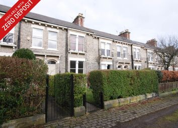 Thumbnail 4 bed terraced house to rent in Roseworth Terrace, Gosforth, Newcastle Upon Tyne