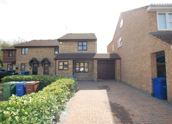 Thumbnail 3 bed terraced house for sale in Adstock Way, Badgers Dene, Grays