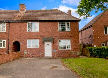 Thumbnail 3 bed semi-detached house for sale in Crossfield Lane, Skellow, Doncaster