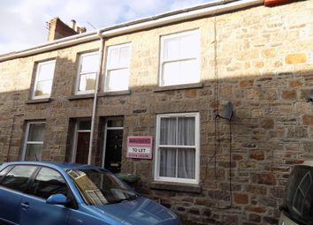 Thumbnail 2 bedroom terraced house to rent in Caldwells Road, Penzance