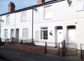 Thumbnail 2 bedroom terraced house for sale in Third Avenue, Goole