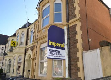 Thumbnail 2 bed flat to rent in 71, Claude Road, Roath, Cardiff, South Wales