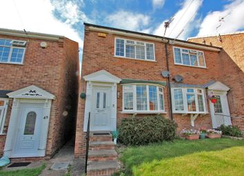 Thumbnail 2 bed terraced house for sale in Radcliffe Gardens, Carlton, Nottingham