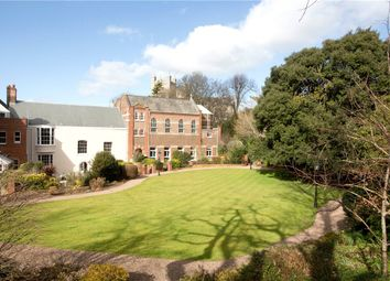 Thumbnail 5 bed detached house for sale in Palace Gate, Exeter, Devon