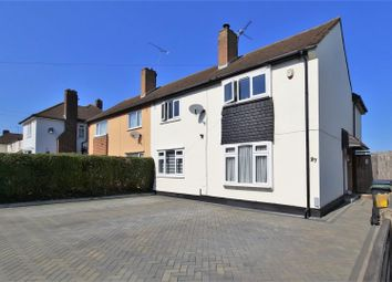 Thumbnail 4 bed semi-detached house for sale in Parkfields, Roydon, Harlow