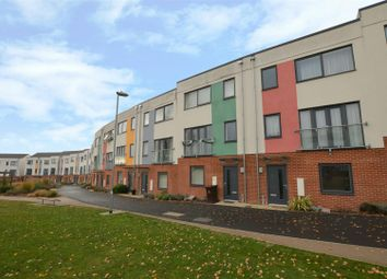 Thumbnail 4 bed town house for sale in Jade Gardens, Colchester