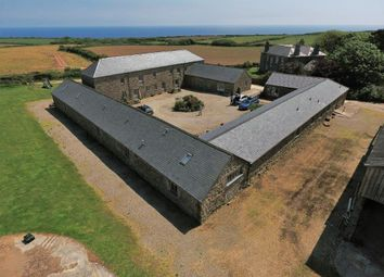 Thumbnail 3 bedroom barn conversion to rent in Tregurnow, Lamorna, Penzance