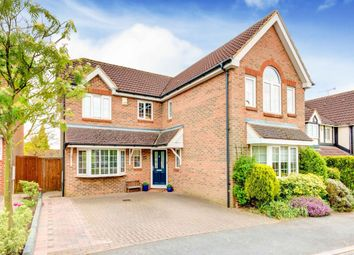 Thumbnail 4 bed detached house for sale in Nimrod Close, St.Albans