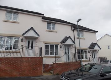 Thumbnail 2 bedroom terraced house to rent in Penhole Drive, Launceston