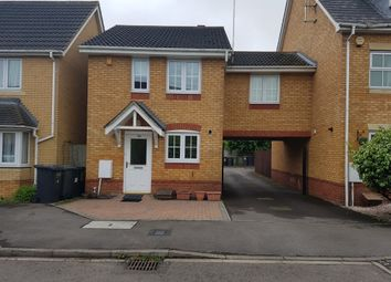 Thumbnail 1 bed link-detached house to rent in Morgan Close, Luton