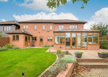 Thumbnail 5 bed detached house for sale in Limbaud Close, Walton Park, Milton Keynes