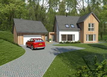 Thumbnail 4 bed detached house for sale in St Vincents, Kingussie