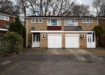 Thumbnail 3 bed semi-detached house for sale in Dart Road, Farnborough
