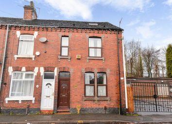Thumbnail 6 bed end terrace house for sale in Wayte Street, Hanley, Stoke-On-Trent