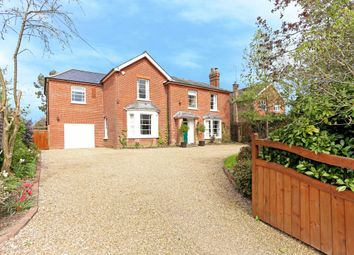 Thumbnail 5 bed detached house to rent in The Common, Cranleigh