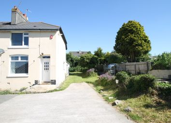Thumbnail 2 bed cottage to rent in Goosewell Terrace, Plymstock