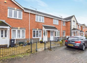 Thumbnail 2 bed terraced house for sale in Aelfric Meadow, Portishead, Bristol