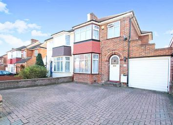 Thumbnail 3 bed semi-detached house to rent in Bush Grove, Stanmore