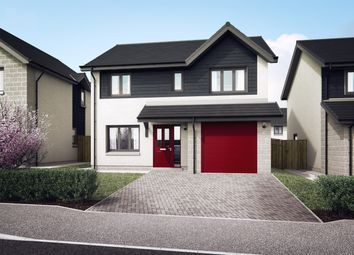 Thumbnail 4 bed detached house for sale in The Dee, Kinion Place, Aberdeen
