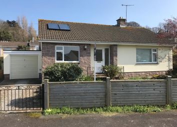Thumbnail 2 bed bungalow for sale in The Meadows, Porlock, Minehead