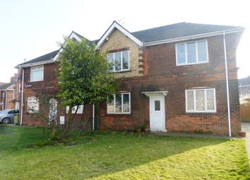 Thumbnail 3 bed semi-detached house to rent in The Crescent, Bircotes, Doncaster