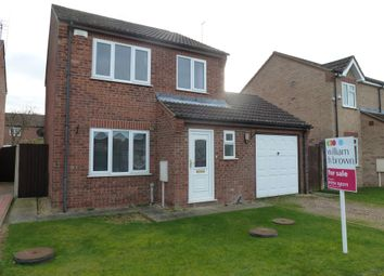 Thumbnail 3 bed detached house for sale in Holland Drive, Skegness