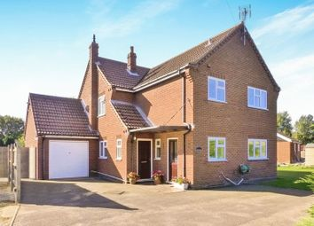 Thumbnail 4 bed detached house for sale in Staithe Road, West Somerton, Great Yarmouth
