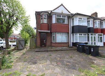 Thumbnail 3 bed semi-detached house for sale in Barrowell Green, London, London
