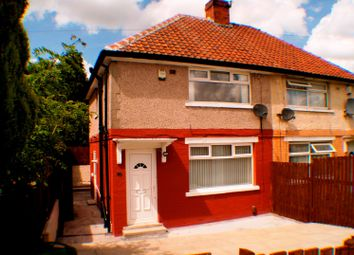 3 bed semi-detached house for sale in Hazelwood Road, Bradford BD9