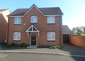 Thumbnail 3 bed detached house to rent in Poppy Avenue, Oldbury