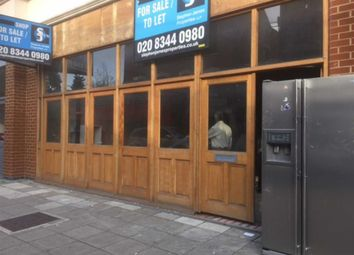 Thumbnail Retail premises to let in Silver Street, London, England