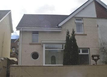 Thumbnail 3 bed semi-detached house for sale in Afan Road, Port Talbot, West Glamorgan