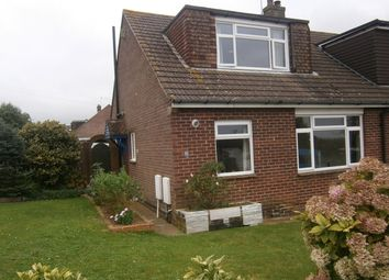 Thumbnail 3 bed semi-detached bungalow for sale in Richmond Rise, Portchester