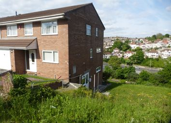 Thumbnail 1 bedroom flat for sale in Poole Park Road, Plymouth