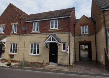 Thumbnail 3 bed semi-detached house to rent in Jay Walk, Gillingham