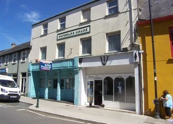 Thumbnail Retail premises for sale in Main Street, Pembroke, Pembrokeshire