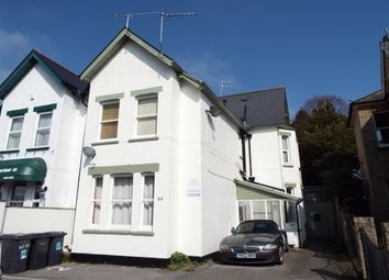 Thumbnail Studio to rent in Alum Chine Road, Westbourne, Bournemouth