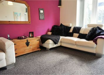 Thumbnail 2 bed town house for sale in Brockhall Rise, Heanor