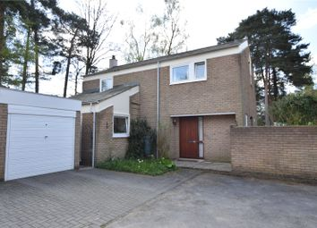 Thumbnail 4 bed detached house for sale in Merlewood, Bracknell, Berkshire