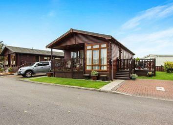 Thumbnail 2 bed bungalow for sale in Dove Court Willow Grove Park, Preesall, Poulton-Le-Fylde