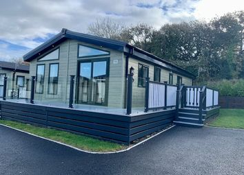 Thumbnail 3 bed lodge for sale in Shorefield Country Park, Shorefield Rd, Milford On Sea, Downton, Lymington