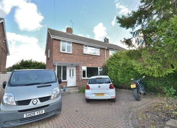 Thumbnail 3 bed semi-detached house to rent in Springfields, Dunmow