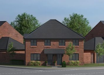 Thumbnail 3 bed semi-detached house for sale in Parkes Lane, Tipton