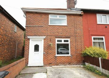 Thumbnail 3 bed property to rent in Mather Avenue, Weston Point, Runcorn