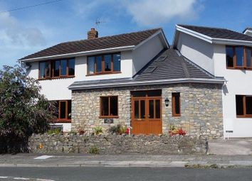 Thumbnail 4 bed detached house for sale in Boverton Road, Boverton, Llantwit Major