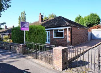 Thumbnail 2 bed semi-detached bungalow for sale in Broadoak Road, Ashton-Under-Lyne