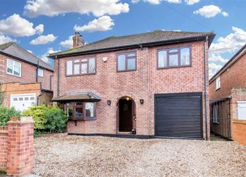 Thumbnail 4 bed detached house for sale in Crows Road, Epping, Essex