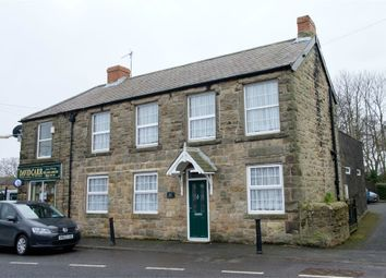 Thumbnail 3 bed semi-detached house for sale in Front Street, Longframlington, Morpeth, Northumberland